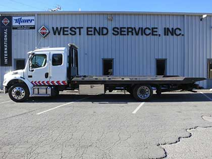 Used Commercial Trucks at West End Service