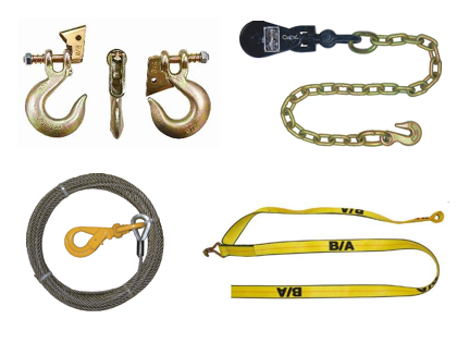 Commercial truck parts and accessories at west end service